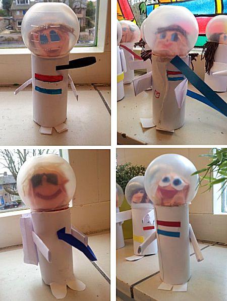 Astronautjes