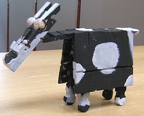 Koe van knijpers