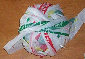 Knutsel Je Mee Tas Breien Van Plastic Zakken