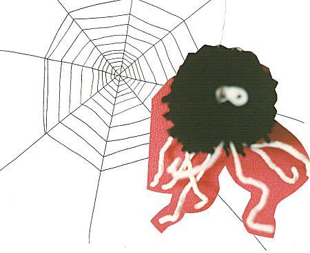 Spin van pompon