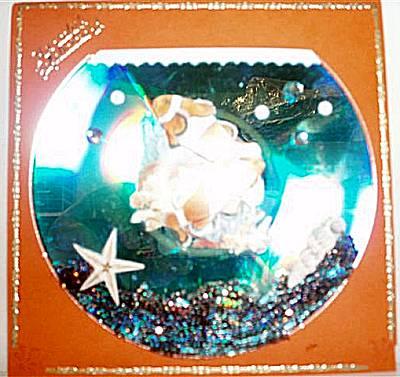 Vissenkom van CD