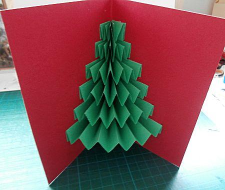 Harmonica kerstboom