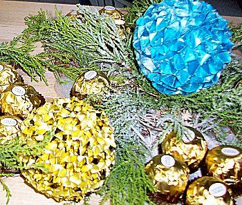 Muizentrap kerstballen