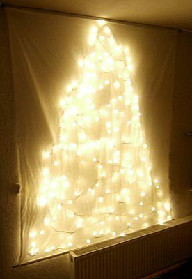 Verborgen kerstboom
