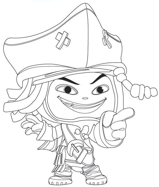 Jack Sparrow van Disney Universe