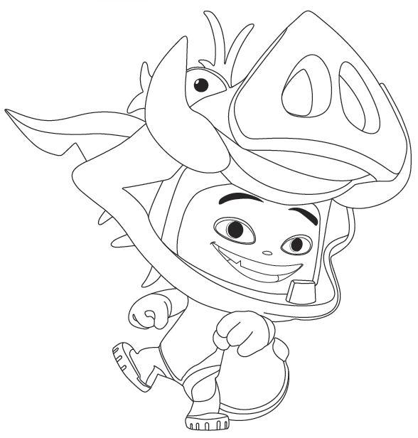 Pumbaa van Disney Universe