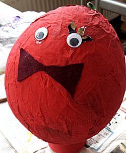 Kip van ballon