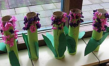 Hyacinten lentebloem