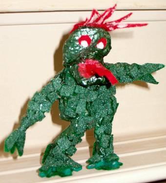 Monster van - Monster verf ...