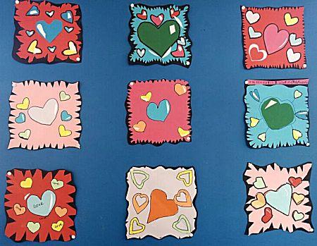 Valentijns hart