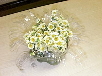Bloemenvaasje van petfles