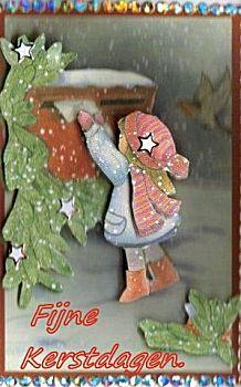 Coby van Dijk - Kerstkaart