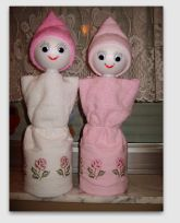 Handdoeken en theedoeken