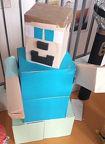 Minecraft surprise