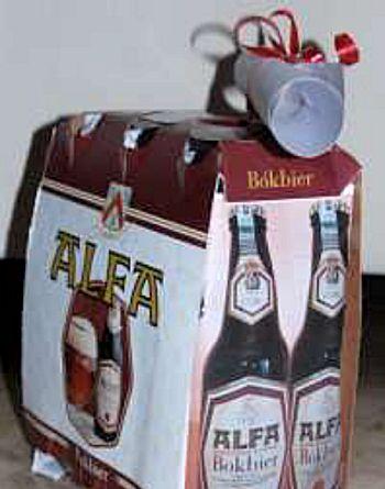 Surprise ideeën (11) sixpack bier