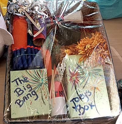 Vuurwerkpakket surprise