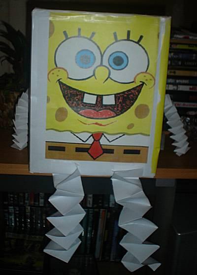Lorenzo den Toom  - SpongeBob