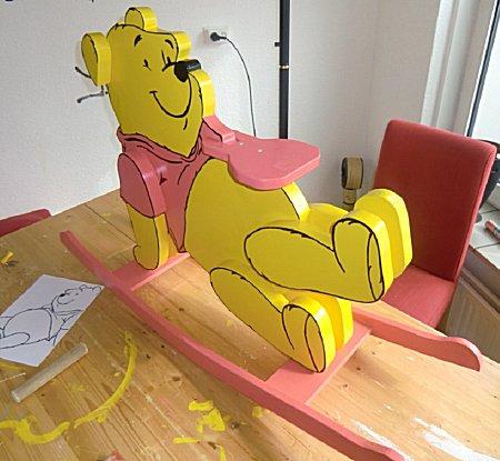 Hobbelwerk Winnie The Pooh