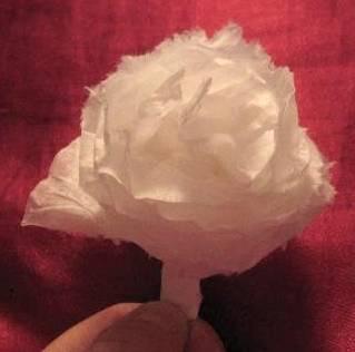 Bloem van zakdoek (1)