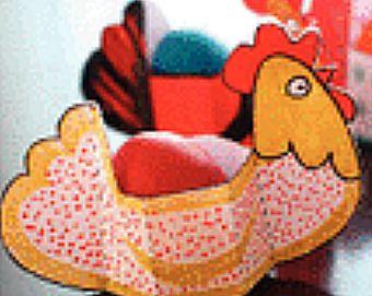 Eierdop kip