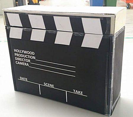 Filmklapbord