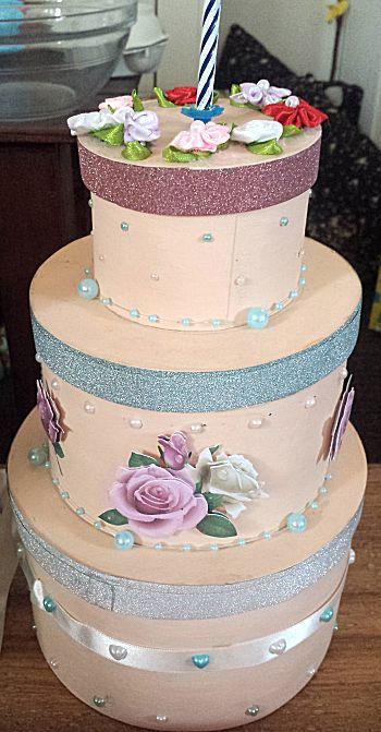 3 Laags taart surprise
