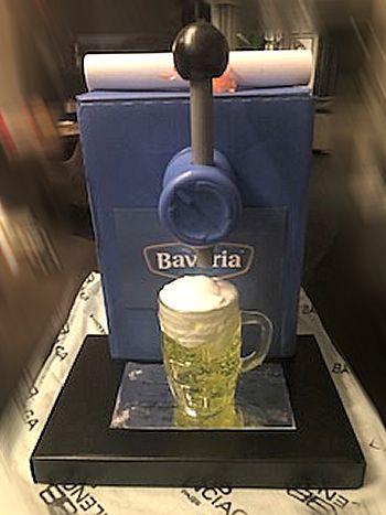 Beertender voor man surprise