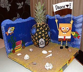 Ananashuis van SpongeBob