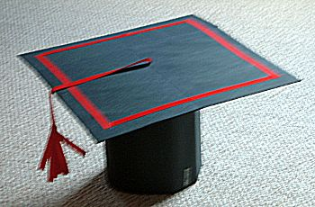 Studentenhoedje