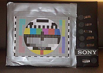 TV-testbeeld