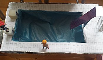 Duikplank maken