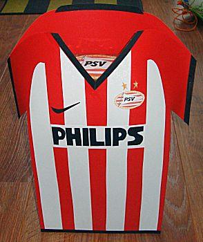 Voetbal shirt PSV