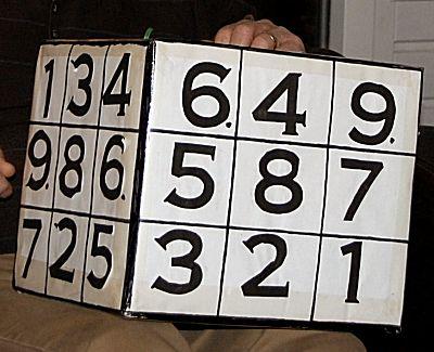Sudoku kubus surprise
