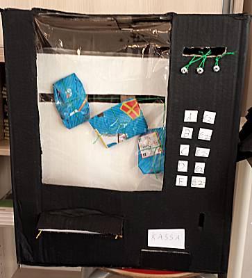 Snoepautomaat surprise