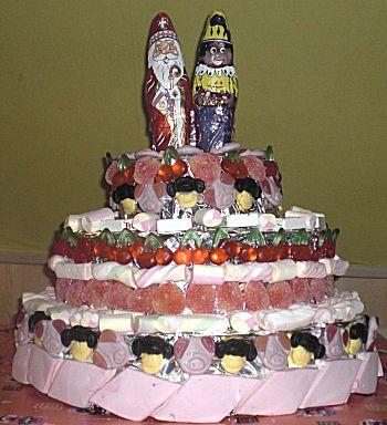De taart voor de hobbybakker