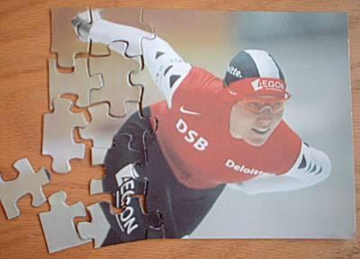 Olympische puzzel