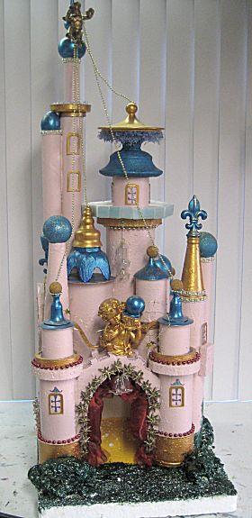 Fantasie kasteel