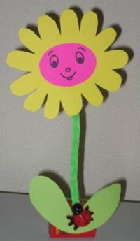 Bloemen trakteren