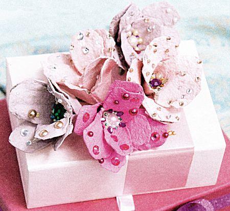 Glamour rozen voor cadeautje