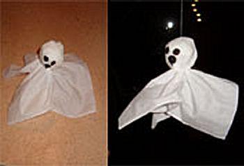 Spook traktatie