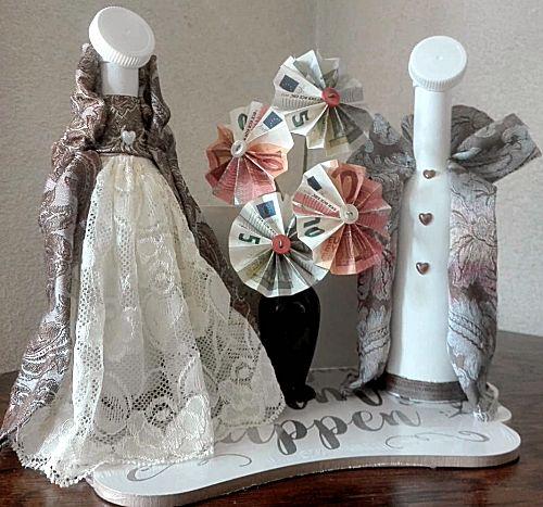 Bruidspaar geldcadeau