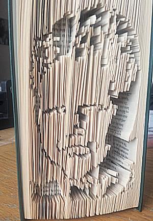 Boeken vouwen 2.0 - deel 4 de video