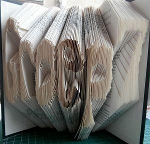 Boekkunst tekst Groep 7 gevouwen