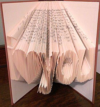 Boekkunst 6 - Zelf een patroon maken