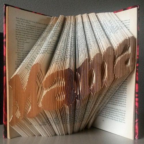 Boekkunst 1 - Benodigdheden