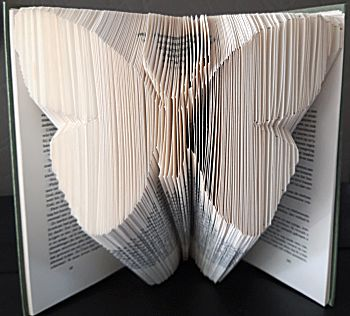 Boekkunst 8 - Verwerk de bladen die over zijn